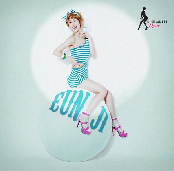 Eunji (Violet) - Figaro