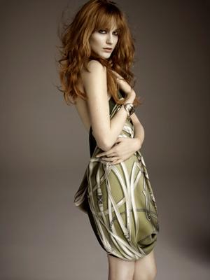 Evan Rachel Wood For Vogue, February 2011