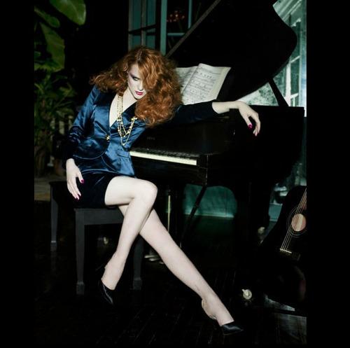 Evan Rachel Wood photoshoot