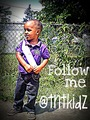 Follow Trenton Dior onhis twitter he is a 3 mwaka old dancer/rapper on Youtube