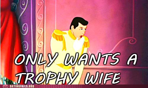 Forget Your disney Prince Crush