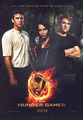 Gale, Katniss and Peeta