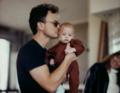Gary & baby son ♥