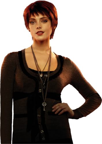 HQ 'Breaking Dawn; Part 1' promo of Alice Cullen! [PNG version]