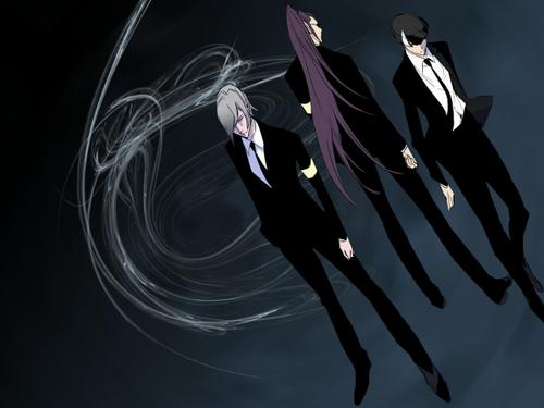 Handsome Trio - noblesse-manga Photo