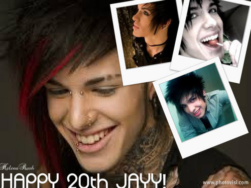 Happy Birthday Jayy <3