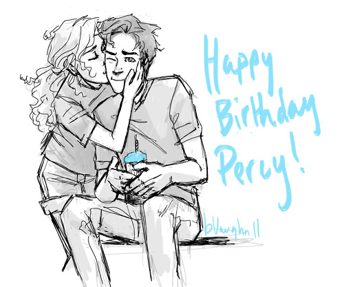 Happy Birthday Percy!
