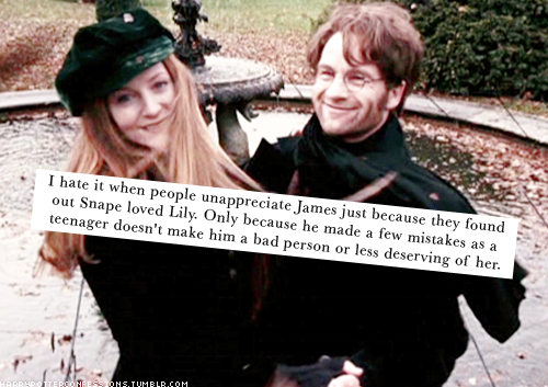 Harry Potter confession