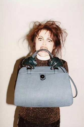 Helena for Marc Jacobs Campaign