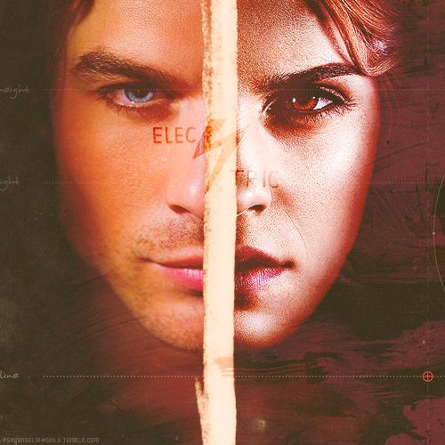 Hermione & Damon