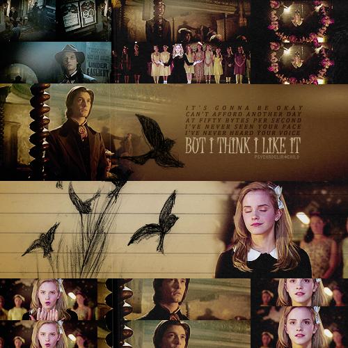 Hermione & Dorian Gray
