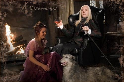 Hermione & Lucius