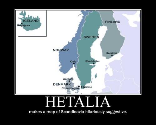 Hetalia Madness