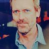 Hugh Laurie photo containing a portrait called Hugh.