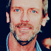 Hugh Laurie photo with a portrait titled Hugh.