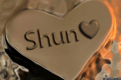 I Cinta Shun<3