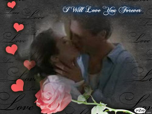 I Will tình yêu bạn Forever