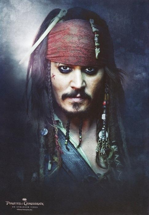 Jack Sparrow in POTC4 - potc-on-stranger-tides photo