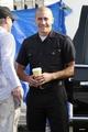 Jake Gyllenhaal On The Set of 'End of Watch' In Los Angeles - jake-gyllenhaal photo