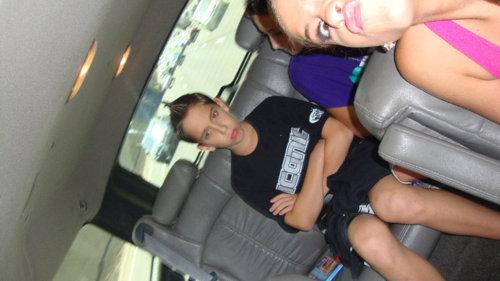 Jason, Nicolette& Mikey<3