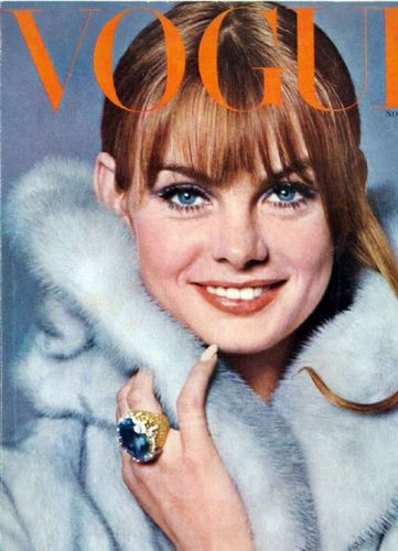 Jean Shrimpton - Vogue