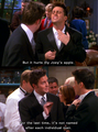 Joey, Chandler