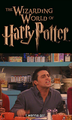 "Joey ""Harry Potter"" - friends fan art"