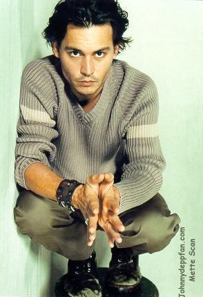 Johnny Depp h&m