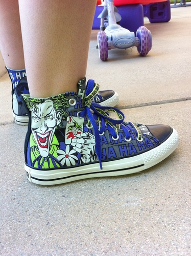 Joker shoes!!
