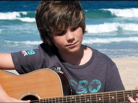 Jordan Jansen kertas dinding containing an acoustic gitar entitled Jordan Jansen