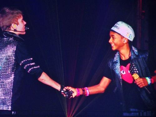 Justin Bieber & Jaden Smith :)