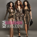 Kardashian Sears Fashion Line Photoshoot 2011