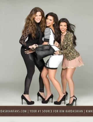 Kardashian Clothes Line on Kardashian Sears Fashion Line Photoshoot 2011   Kim Kardashian Photo