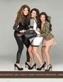 Kardashian Sears Fashion Line Photoshoot 2011