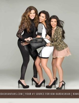Kardashians Photo Shoot kardashian sisters photo shoot