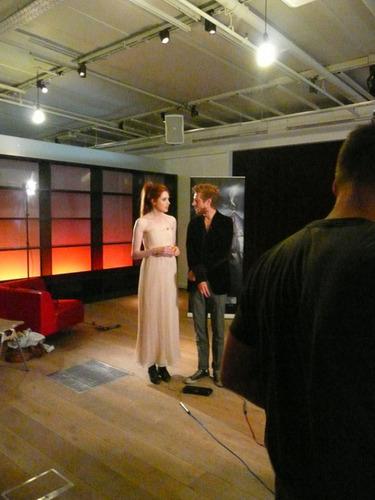 Karen Gillan @ Лондон BFI 15/8/11