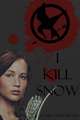 Katniss - mockingjay fan art