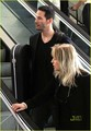Keanu Reeves Lands at LAX - keanu-reeves photo