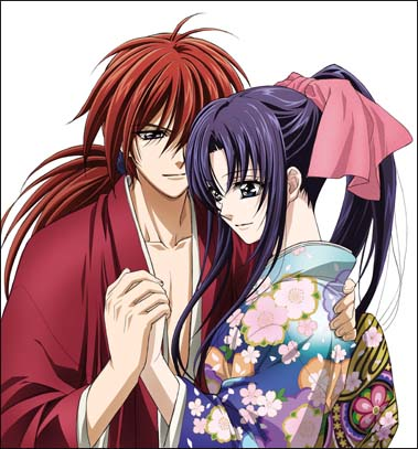 Kaoru & Kenshin images Kenshin -♥- Kaoru wallpaper and background photos