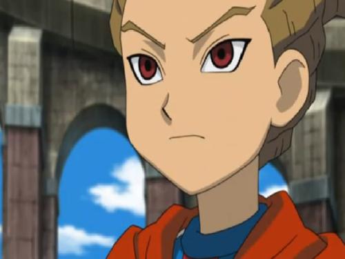 Kidou's eyes