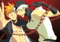 Kokuto and Ichigo - bleach-yaoi photo