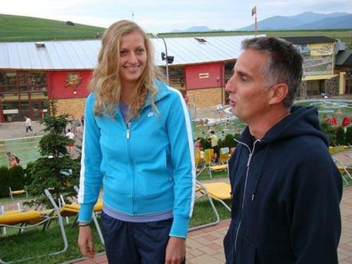 Kvitova and Ivanko