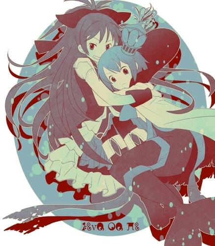 Kyou x Sayaka <3