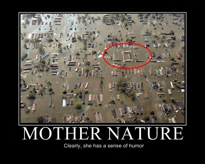 Random lol mothernature