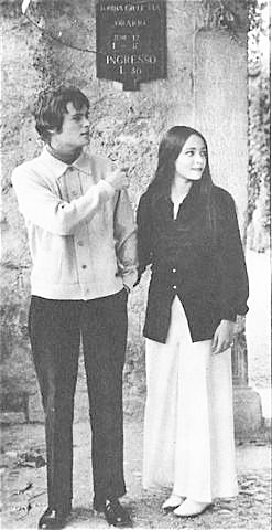 leonard whiting and olivia hussey interview