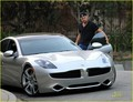 Leonardo DiCaprio: New Hybrid Electric Car! - leonardo-dicaprio photo