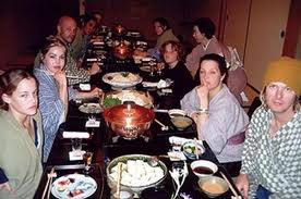 Lisa Marie Presley wolpeyper containing a holiday dinner, a hapunan table, and a pab called Lisa,Lockwood Riley and Priscilla