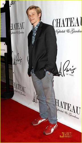 Lucas Till: Birthday Bash in Las Vegas!