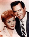 Lucille Ball &amp; Desi Arnaz - fallen-idols photo