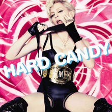 Madonna- Hard ক্যান্ডি চকোলেট